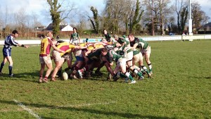 Bruff in Control in the scrum