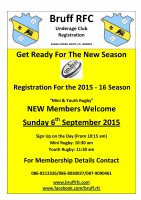 Bruff RFC Registration_2015 - 2016
